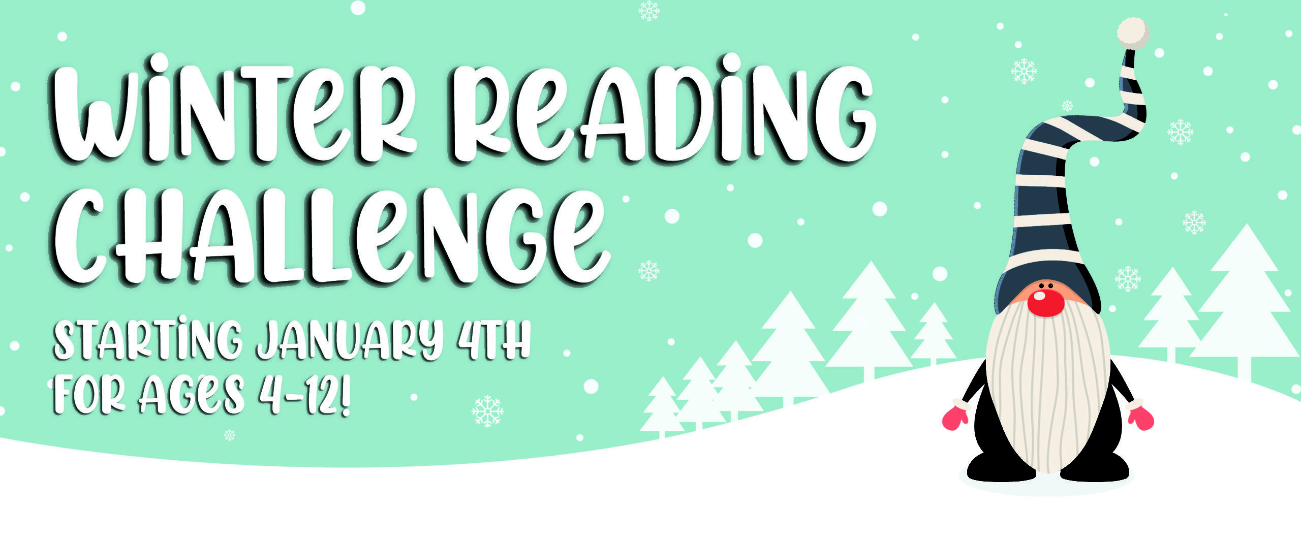 Childrens winter reading